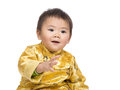 Asian little boy Stock Image