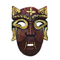 Asian mask Royalty Free Stock Photography