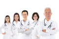 Asian medical team Stock Photography