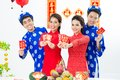 Asian New Year Stock Images
