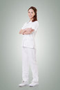 Asian nurse Royalty Free Stock Photo
