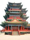 Asian Pagoda Royalty Free Stock Photo