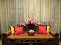 Asian style decor Royalty Free Stock Photo