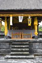 Asian temple altar Royalty Free Stock Image