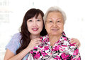 Asian women Royalty Free Stock Photo