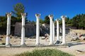 The asklepion in Kos Royalty Free Stock Photography