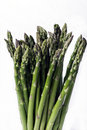 Asparagus Stalks Royalty Free Stock Photo