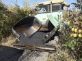 Asphalt paver machine Royalty Free Stock Photo