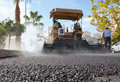 Asphalt Paving Stock Photography