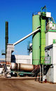 Asphalt plant Stock Photos