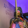 Assassin's Creed character at Games Week 2014 in Milan, Italy