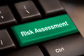 Assess assessments assessment project market keyboard button Royalty Free Stock Photo