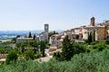 Assisi, Italy Royalty Free Stock Photo