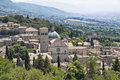 Assisi. Umbria. Italy. Stock Photos