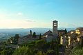 Assisi Royalty Free Stock Photo