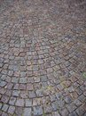Assoalho do Cobblestone Foto de Stock Royalty Free