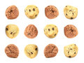 Assorted Cookies Food Wallpaper Background Royalty Free Stock Photo