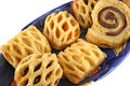 Assorted Danish Pastries 3 Stock Photography