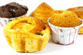 Assorted Pastries and Cakes Stock Photography
