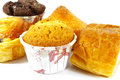 Assorted Pastries and Cakes Stock Images