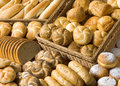 Assortment of bakery goods Stock Image