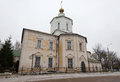 Assumption cathedral in tver city russia historical center of tver city Stock Photo