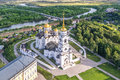 Assumption cathedral in Vladimir, Russia Royalty Free Stock Photo