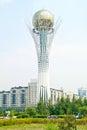 Astana bayterek sights of city kazakhstan republic june one main the state symbolizes kazakhstan Royalty Free Stock Photo