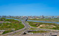 Astana general view of the city photo Royalty Free Stock Photos