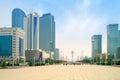 Astana. Municipal landscape Stock Images