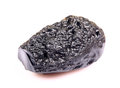 Asteroid rock Royalty Free Stock Photo