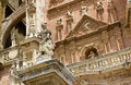 Astorga cathedral Royalty Free Stock Image