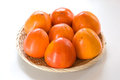 Astringent persimmon Royalty Free Stock Photo