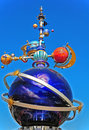 Astro orbitor Royalty Free Stock Photo