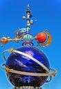 Astro orbitor Royalty Free Stock Photo
