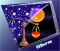 Astro wagą Fotografia Stock