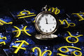 Astrological time Stock Images