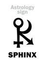 Astrology: asteroid SPHINX