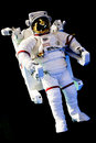 Astronaut with full space suit.