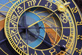 Astronomical clock Stock Photography
