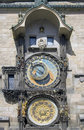 Astronomical Clock Royalty Free Stock Photography