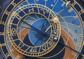 The astronomical clock Royalty Free Stock Image