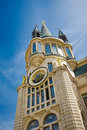 Astronomical Clock in Batumi Royalty Free Stock Photo