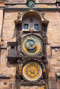 Astronomical Clock. Prague. Royalty Free Stock Images