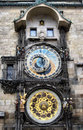 Astronomical Clock - Prague Royalty Free Stock Photos