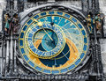 Astronomical clock praha landmark prague orloj czech republic Stock Photo