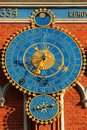 Astronomical clocks in Riga, Latvia Royalty Free Stock Photo