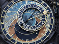 Astronomy clock, prague Stock Photos