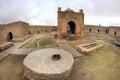 The Ateshgah in Azerbaijan Royalty Free Stock Photo