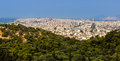 Athens the capital of greece Royalty Free Stock Photography
